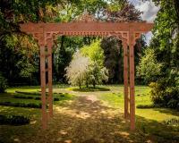 Victorian Garden Arbor
